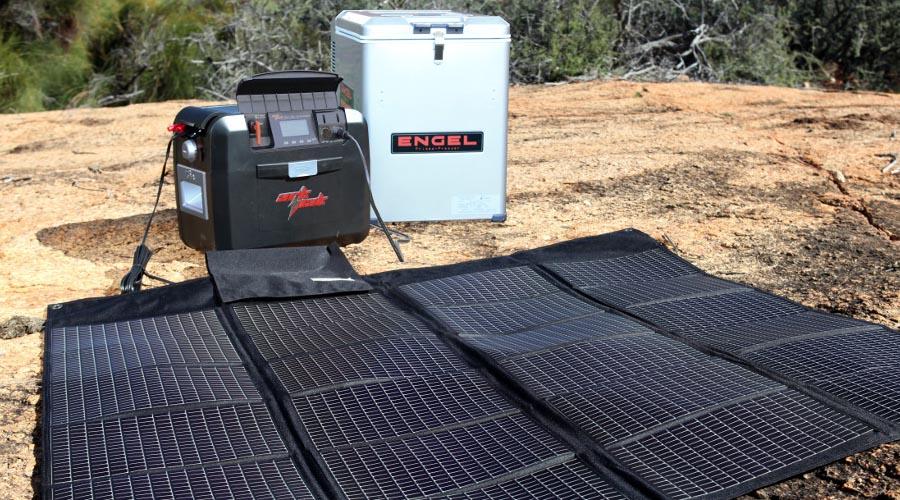 The Arkpak Portable Solar Energy Storage Get Good Gear
