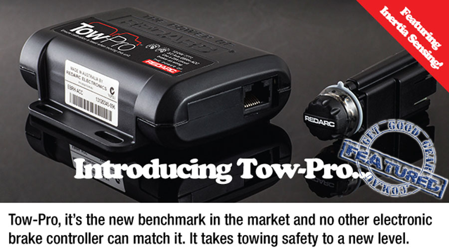 New From Redarc The Tow Pro Get Good Gear