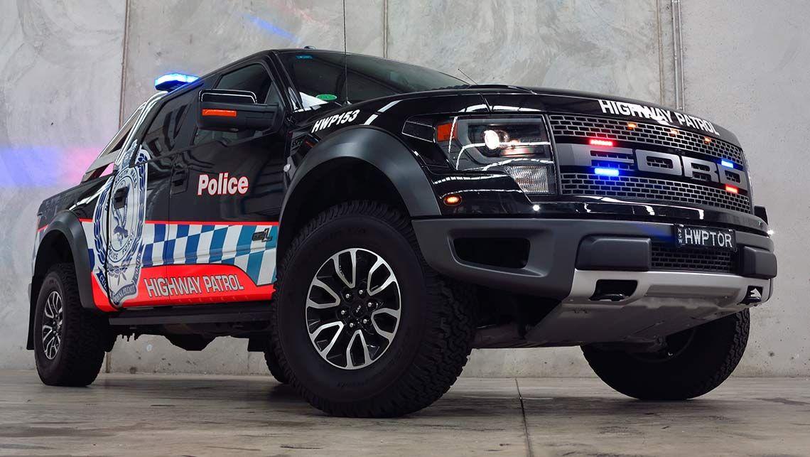 The Toughest Police Car In Australia Get Good Gear